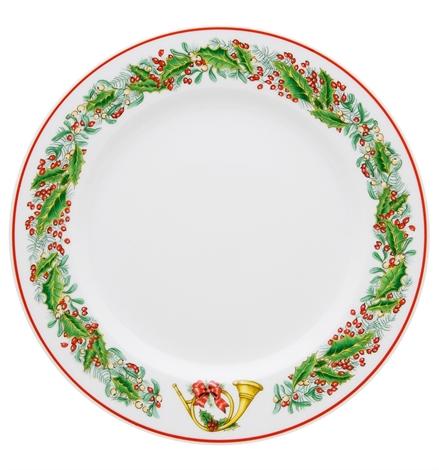 Next  sc 1 st  Vista Alegre & Set 6 Dinner Plates Christmas Magic | Vista Alegre