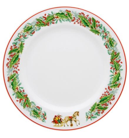 Christmas Magic - Set 6 Dessert Plates. Prev. Next  sc 1 st  Vista Alegre & Set 6 Dessert Plates Christmas Magic   Vista Alegre