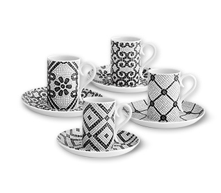 Conjuntos de Café e Chá