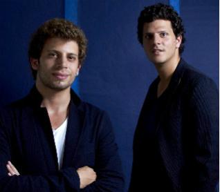 David e Nicolas