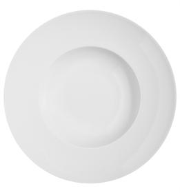 Domo White - Soup Plate