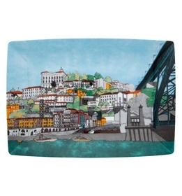 Alma do Porto - Prato Retangular