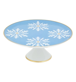 Crystallize - Small Footed Cake Plate
