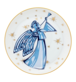 Crystallize - Small Round Dish Anjo