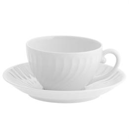 Sagres - Chávena Pequeno Almoço com Pires