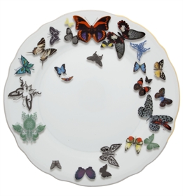 Butterfly Parade - Dinner Plate