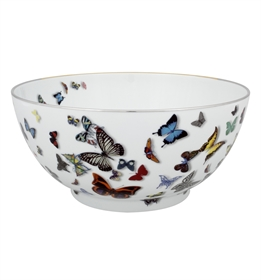 Butterfly Parade - Salad Bowl