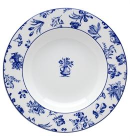 Chintz Azul - Plato Hondo