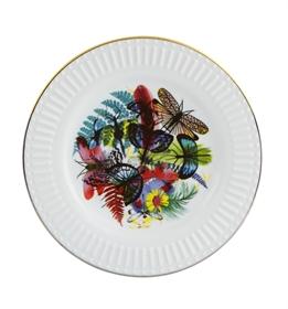 Caribe - Dessert Plate