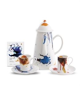 Chá, Café e Etc. - Set Café + Livro