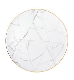 Carrara - Dinner Plate