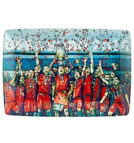 Euro 2016 - PFF Plate – European Champions 2016