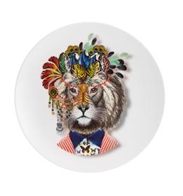 Love Who You Want - Prato Sobremesa Jungle King