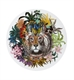 Imagem de Love Who You Want - Prato Marcador Jungle King