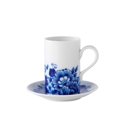 Blue Ming - Coffee Cup and Saucer