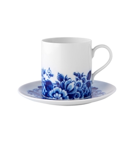 Blue Ming - Tea Cup and Saucer