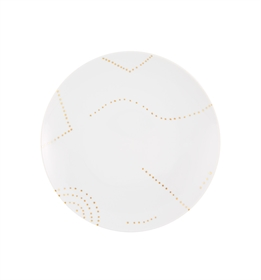Folkifunki - Dinner Plate Gold Dots