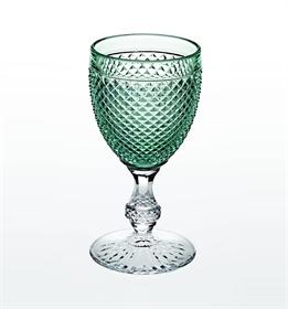 Bicos Bicolor - Goblet with Green Top
