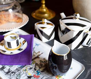 Sugestões de Presentes - Sets Café e Chá
