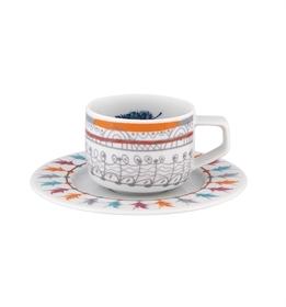 Atrapasueños - Coffee cup & saucer