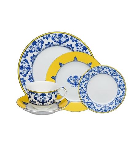 Set of 4 Vista Alegre Porcelain Castelo Branco Bread /& Butter Plate
